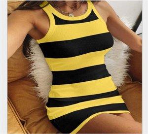 Платье Платье. Материал: Смесь хлопка. Размер: S, M, L, XL, 2XL.