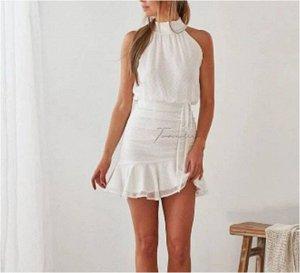 Платье Платье. Материал: Смесь хлопка-Полиэстер. Размер: (бюст, длина см) S (88, 74), M (92, 76), L (96, 78), XL (100, 80).