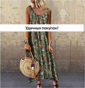 Платье Платье. Материал: Смешанный хлопок. Размер: (бюст. длина см) S (90, 123), M (94, 124), L (98, 125), XL (102, 126), 2XL (106, 127), 3XL (110, 128).