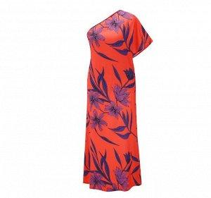 Платье Платье. Материал: Полиэстер. Размер: (бюст. длина см) S (92, 140), M (97, 141), L (102, 142), XL (107, 143), 2XL (112, 144).