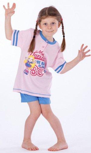 Детская пижама Claud Цвет: Розовый (3 года). Производитель: Eclisse