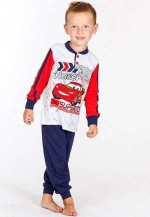 Детская пижама Holly Цвет: Серый (4 года). Производитель: Planetex