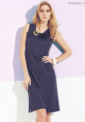 Платье Maleah Цвет: Темно-Синий. Производитель: Sunnyday