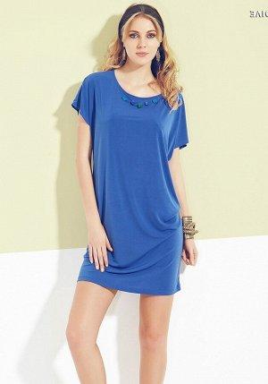 Платье Dory Цвет: Синий. Производитель: Sunnyday