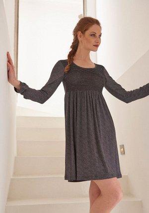 Платье Carlie Цвет: Черный. Производитель: Verdiani