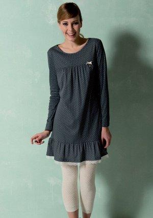 Платье Vaughn Цвет: Серый. Производитель: Rebecca & Bross