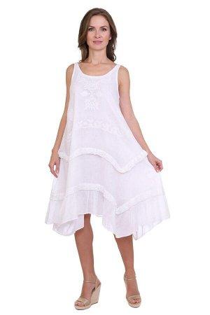Платье Zipporah Цвет: Белый. Производитель: Ганг