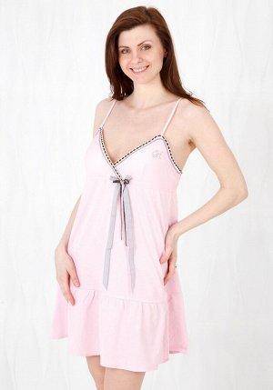 Ночная сорочка Jami Цвет: Розовый. Производитель: Rebecca & Bross