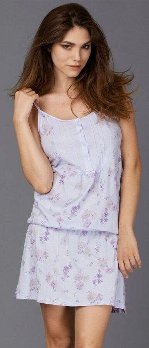Ночная сорочка Maryvonne Цвет: Сиреневый. Производитель: Vilfram