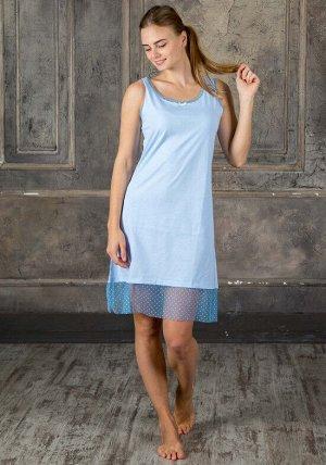 Ночная сорочка Twin Цвет: Голубой. Производитель: Vilfram