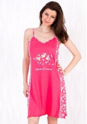 Ночная сорочка Astaroth Цвет: Розовый. Производитель: Stella Due Gi
