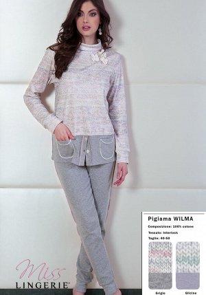 Пижама Jock Цвет: Серый. Производитель: Miss Lingerie