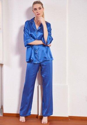 Пижама Lovetta Цвет: Синий. Производитель: Verdiani