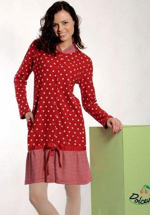 Домашний халат Sive Цвет: Красный. Производитель: Dolce Vita