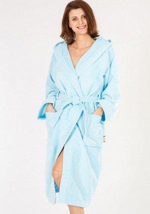 Домашний халат Yieshah Цвет: Голубой. Производитель: Baci & Abbracci