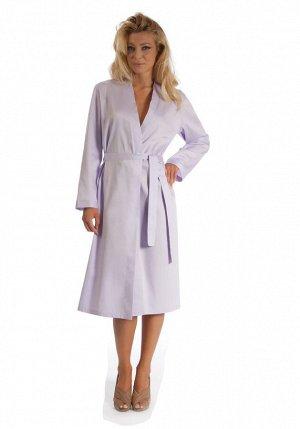 Домашний халат Zuph Цвет: Сиреневый. Производитель: B&B