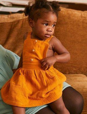 Платье из муслина
