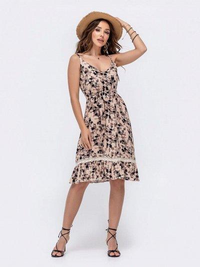 МОДНЫЙ ОСТРОВ ❤ Женская одежда. Весна-лето 2021  — платья. — Повседневные платья
