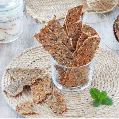❤ППшницам, вегетарианцам, сыроедам. Продукты для здоровья — Диетические хлебцы и  печенье. — Хлебцы