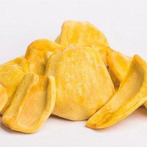 Джекфрут сушеный без сахара Вьетнам (зип-пакет)