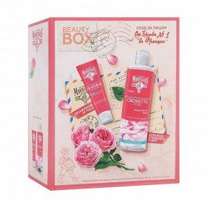 Подарочный набор свежесть розы, johnson & johnson