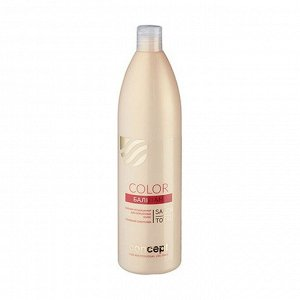 Бальзам-кондиционер для окрашенных волос, concept (концепт),1л