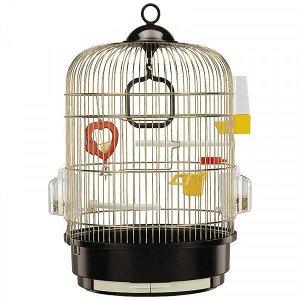 Клетка для птиц REGINA (антик) 49*32,5см