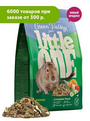 """Little One разнотравье для дегу """"Зеленая долина"""" 750гр"""