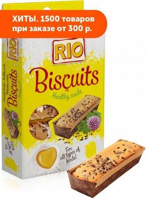 RIO Biscuits Бисквиты для птиц с полезными семенами 5*7г