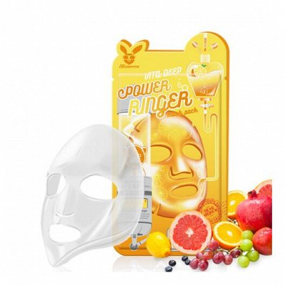 Уходовые средства для лица и тела. В наличии — тканевые маски пр-во Юж.Корея — Защита и питание