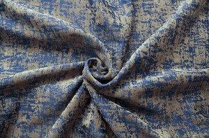 Материал Жаккард Senfoni Цвет: Синий. Производитель: TexRepublic