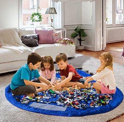 Baby Shop! Все в наличии!Новое Поступление-Школьная Одежда! — Коврик-лего для игрушек — Игровые и развивающие коврики