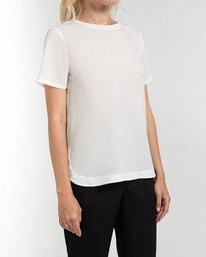 Блузка жен. (110602)белый натуральный