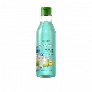 500  мл.* Гель для душа с кокосовой водой и дыней Love Nature. Большой объем