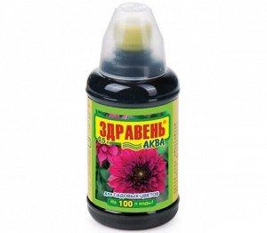 Здравень АКВА Садовые цветы (0,5 л)