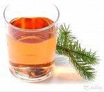 Пихтовый напиток (бутылка - 1л.)