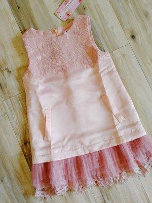 Платье Stilnyashka Шикарное платье!  Размер 110. Подойдет на 104