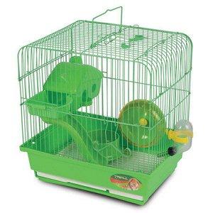 TRIOL Клетка для грызунов 30*23*31 см
