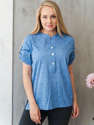 Рубашка Р 755-С (Синий)