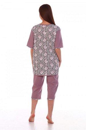 Пижама Ткань: Кулирка; Состав: 100% хлопок; Размеры: 62, 64, 66, 68