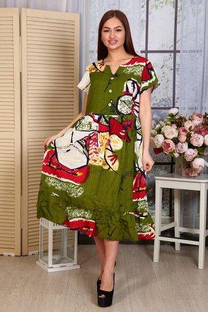 Платье Состав: 100% пэ; Размеры: 50, 52, 56