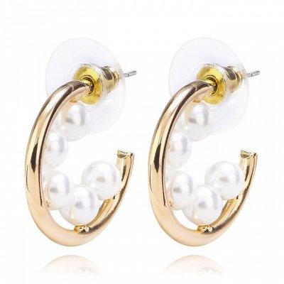 Более 700 украшений с кристаллами S*warovski от 190 рублей/2 — Серьги Grande Haute Couture, премиум-коллекция — Серьги
