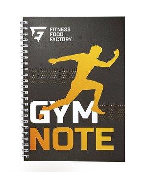 Фитнес-дневник Fitness Food Factory