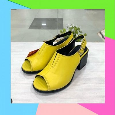 Мультибрендовая покупка обуви:Podio,Calipso,Jerado,LG,MYM#7  — Женщинам: летняя обувь. — Босоножки, сандалии