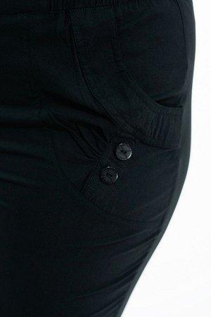 Брюки-2167 Модель брюк: Прямые; Материал: Бенгалин;   Фасон: Брюки Брюки бенгалин черные Брюки-стрейч прямого силуэта выполнены из мягкой легкой ткани. Отлично сидят за счет эластичной резинки на пояс