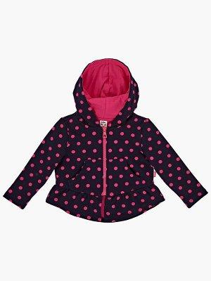*Джемпер (куртка) (80-92см) UD 4963(1)горох