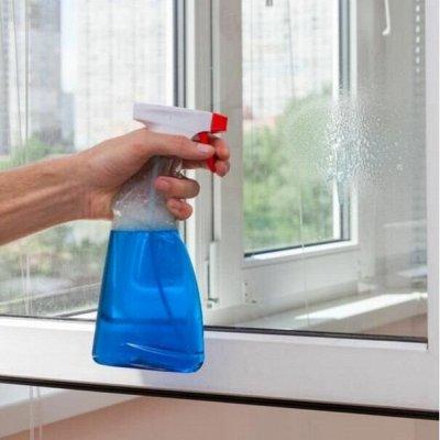 Гигиена и Товары для дома. Бесплатная Доставка — Для мытья зеркал, стекла и пластика — Для стекол и зеркал