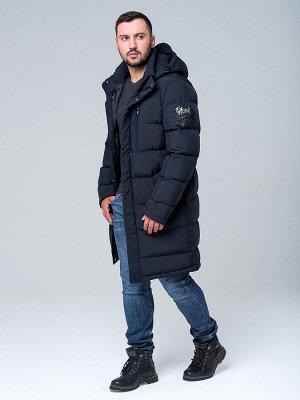 Пальто Стёганный мужской пуховик-парка с капюшоном торговой марки VIZANI. Среди особенностей куртки можно выделить её вес (лёгкая) и использование прорезиненной молнии на центральной застёжке. Все кар