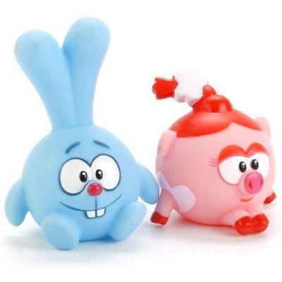 Мир игрушек! Мульт.грои, развивашки. Готовим подарки к НГ🎄  — Игрушки для купания — Погремушки
