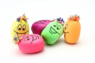 Мир игрушек! Мульт.грои, развивашки. Готовим подарки к НГ🎄  — Лизуны / Давилки — Мягкие игрушки